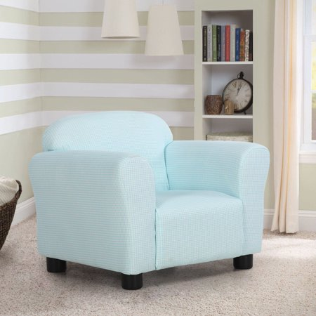 Costway Green Kids Sofa Armrest Chair Children Toddler Comfortable Living  Room Furniture