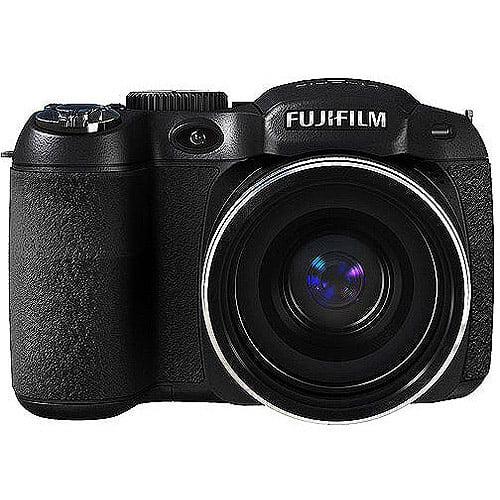"FujiFilm FinePix S2940 14MP Digital Camera with 18x Optical Zoom, 3.0"" LCD Display"