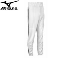 Mizuno Youth Select Piped Pant - Ankle Length Elastic Hem...