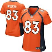 Wes Welker Denver Broncos Nike Women's Game Jersey - Orange