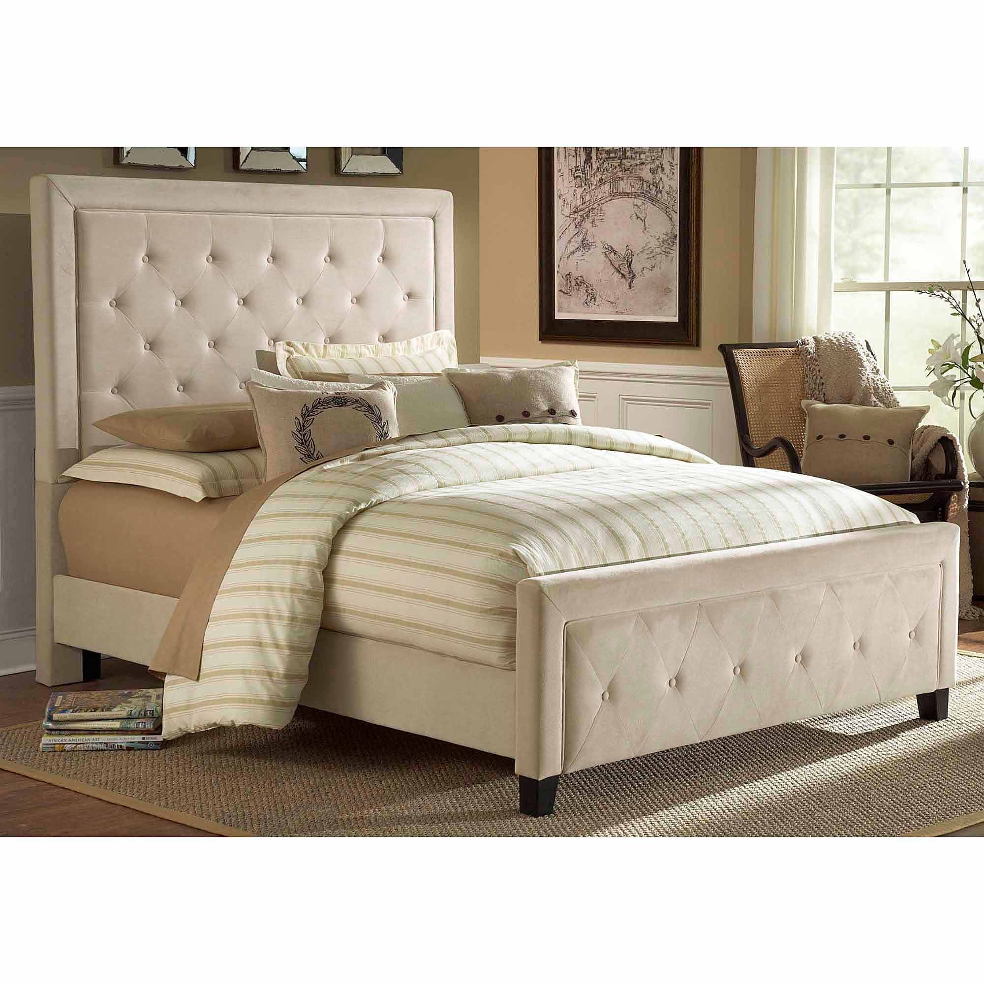 Hillsdale Furniture Kaylie Headboard, King, Buckwheat