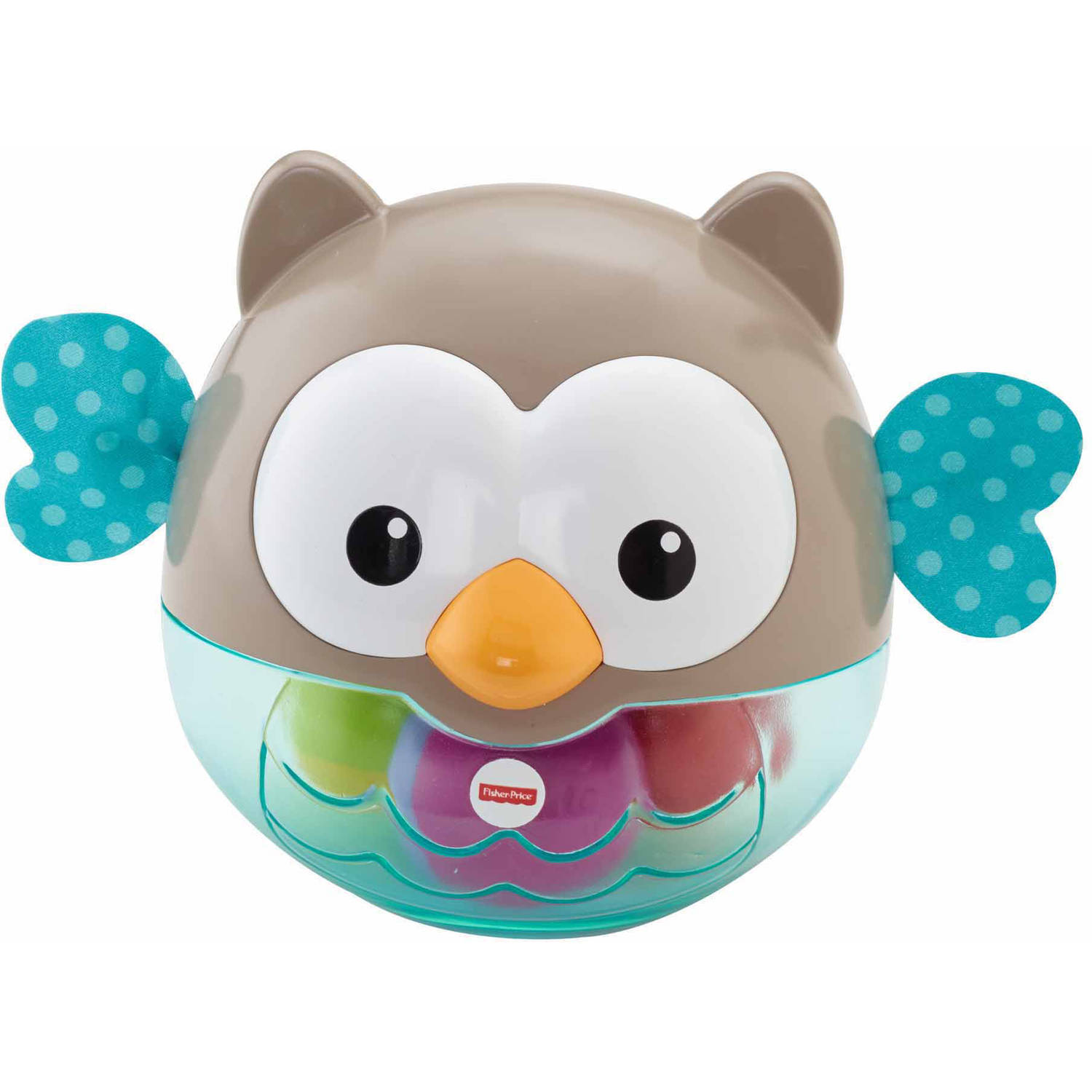 Fisher Price 2-in-1 Activity Chime Ball by Fisher-Price