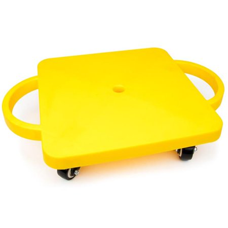 Super Scooter Sliding Board, Yellow (Kent Super Scooter)
