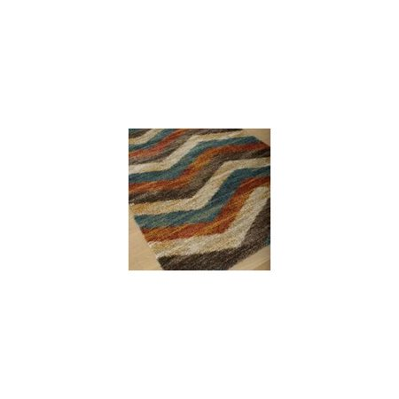 Image of Wildon Home Granada Multi-Color Area Rug
