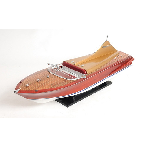 Click here to buy Old Modern Handicrafts Chris Craft Cobra Model Boat by Old Modern Handicrafts.