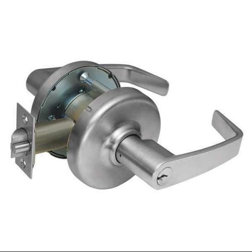 CORBIN CL3329 NZD 626 Lever Lockset,Mechanical,Hotel,Grd. 1 G9595047