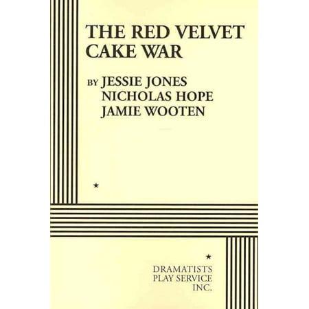 The Red Velvet Cake War](Red Velvet Cake Halloween)
