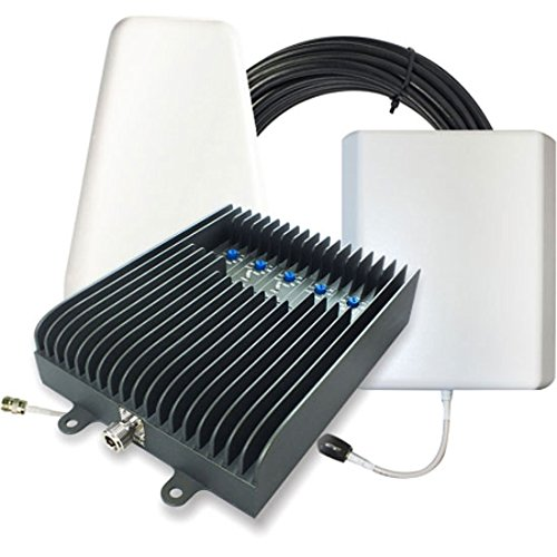 Surecall Fusion5s 2G, 3G and 4G LTE Home Cellular Signal Booster - SC-PolysH/O-72-YP-KIT - Yagi/Panel