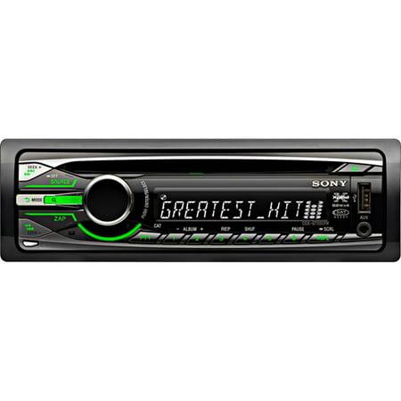 sony xplod cdxgt55uiw car cdmp3 receiver w usb ipod iphone controls sony xplod cdxgt55uiw car cdmp3 receiver w usb ipod iphone controls walmart com