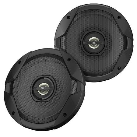 """JBL GT7-6 6.5"""" Coaxial Car Audio Loud Speaker w/ PEI tweeter (Pair)"""