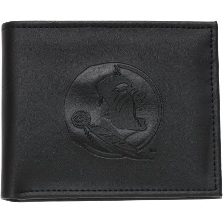 Mississippi State Bulldogs Wallet (Florida State Seminoles Hybrid Bi-Fold Wallet - Black - No)