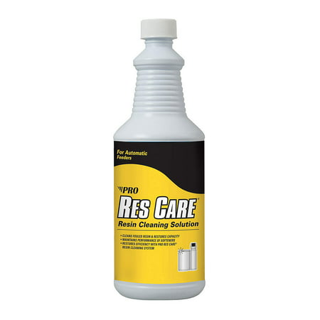 PRO PRODUCTS Water Softener Cleaner, Liquid Resin RK32N ()
