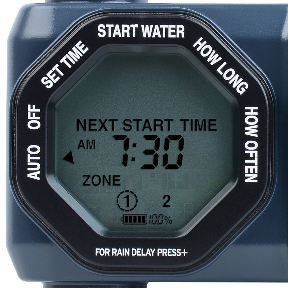 Dkb Household Usa-Zyliss 200140 2 Zone Water Timer - image 2 of 5