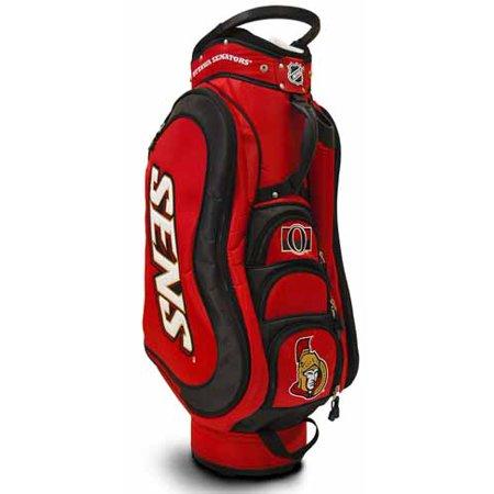 Team Golf NHL Ottawa Senators Medalist Golf Cart Bag by