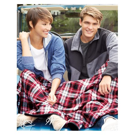 (Boxercraft Wovens - Fall Flannel Blanket)