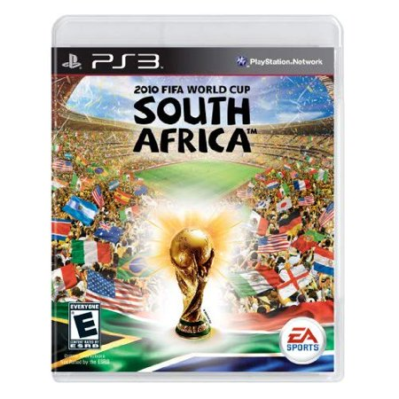 Refurbished 2010 FIFA World Cup South Africa PlayStation 3 For PlayStation 3 PS3