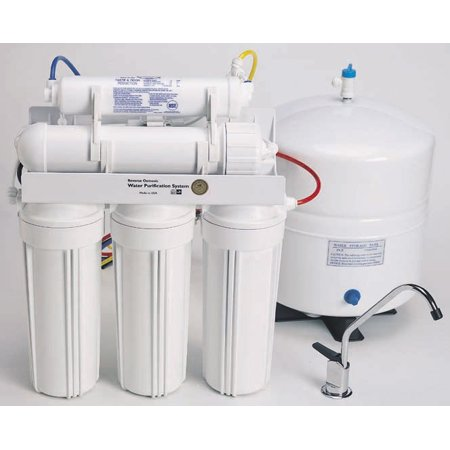 Watergeneral RO-585 Residential Household drinking 5 STAGE RO Reverse Osmosis water Filter System