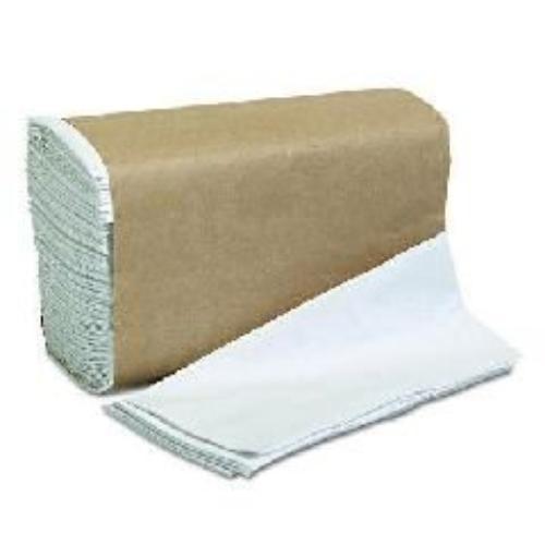 Morcon 1517MS Dinner Napkins, 1-ply, 15 X 17, White, 141/pack, 32 Packs/carton