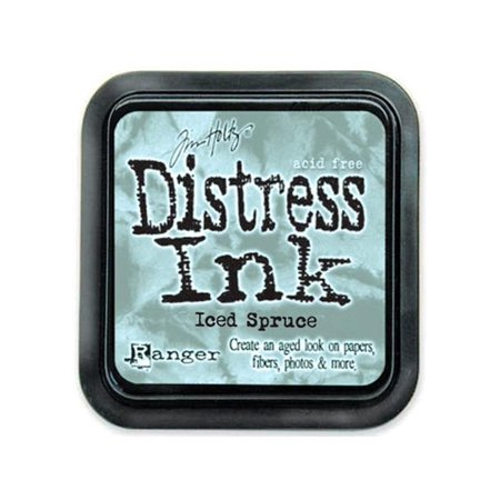 Ranger THoltz Distress Ink Pad Iced Spruce ()