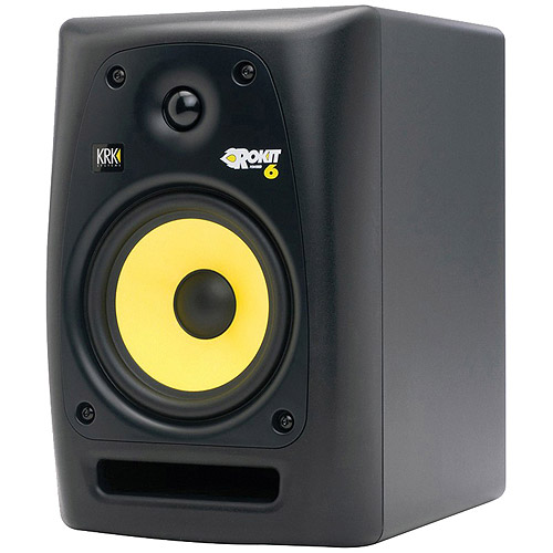 KRK RP6G2 Rokit G2 Powered Studio Monitor (Each)