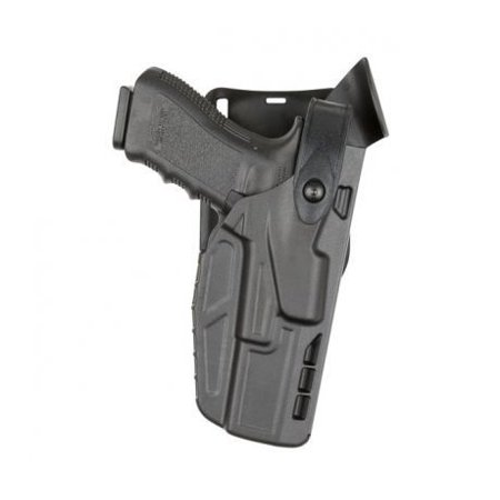 - Safariland 7285 7TS SLS Low-Ride 1.5in. Drop, Level-II Retention Duty Holster, G