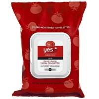 Yes to Tomatoes Blemish Clearing Facial Towelettes, Clear Skin Acne 25 ea
