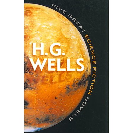 Five Great Science-fiction Novels
