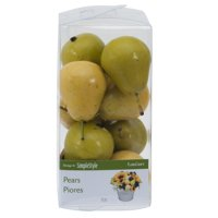 FloraCraft SimpleStyle Pears, 9 Count