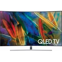Deals on Samsung 65-inch Class 4K (2160p) Curved QLED TV Refurb