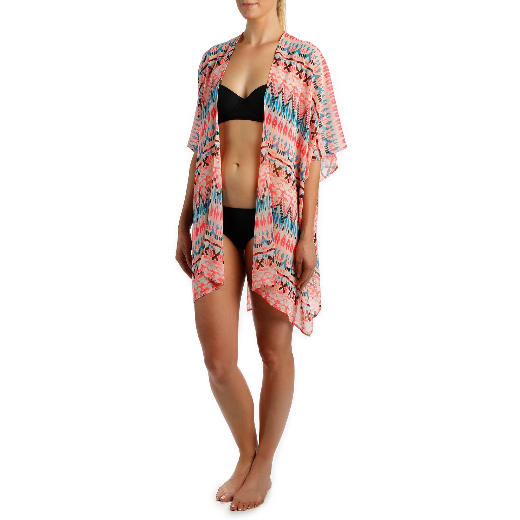 376f93ae482 In Gear - Women s Swim Tube Cover-Up Dress - Walmart.com