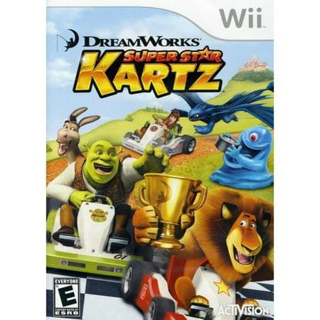 Dreamworks Super Star Kartz - Nintendo -