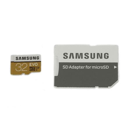 Samsung EVO 32GB Micro u SD Card  Raspberry Noobs Preloaded Raspian