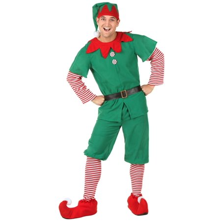 Plus Size Holiday Elf Costume - Plus Size Green Fairy Costume