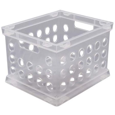 Sterilite Small Storage Crate 16958612 Pack Of 12