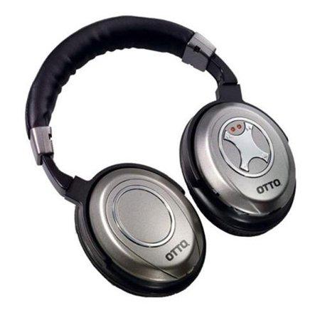 Otto VUS-1004 The Traveler - Noise Canceling MP3 Player Stereo Headset