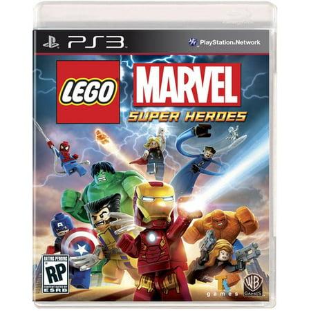 Warner Bros. LEGO Marvel Super Heroes for PlayStation 3 (Super System 2)