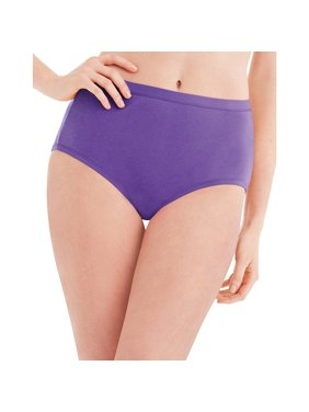 e39c97720ace Product Image Hanes® Cool Comfort™ Women's Cotton Brief Panties 6-Pack -  PP40AD