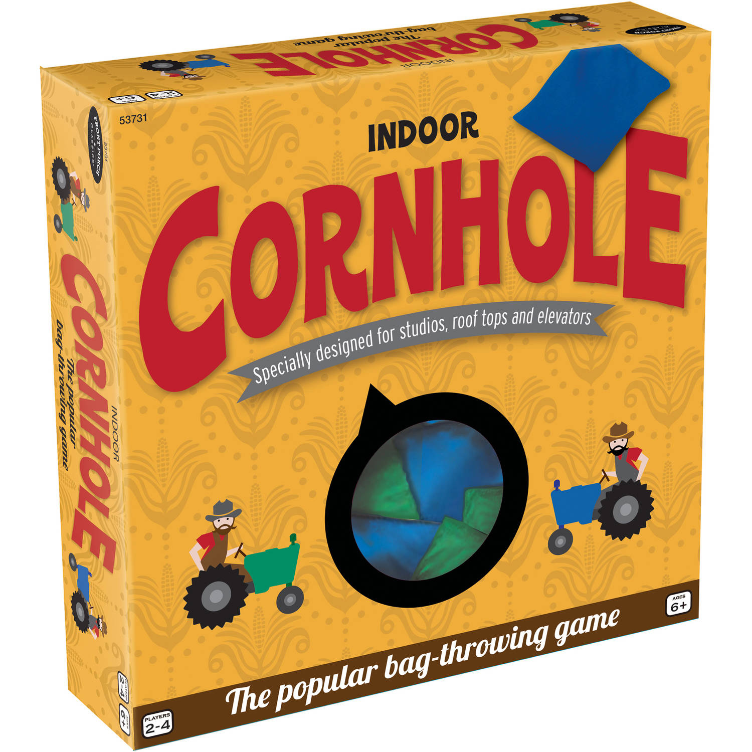 Indoor Cornhole by University Games