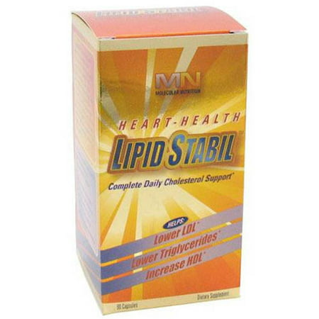 Molecular Nutrition Lipid Stabil  90 Ct