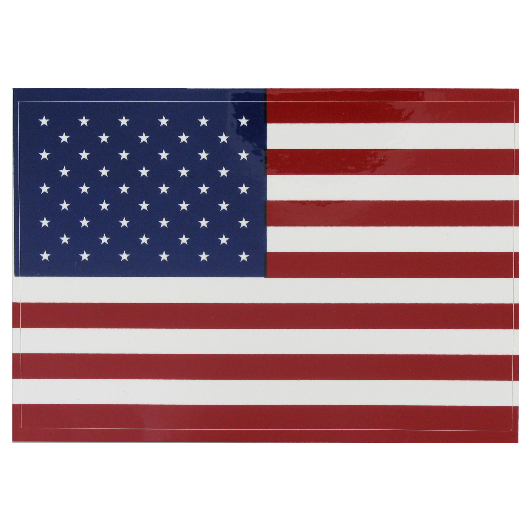 American Flag Vinyl Decal by Online Stores