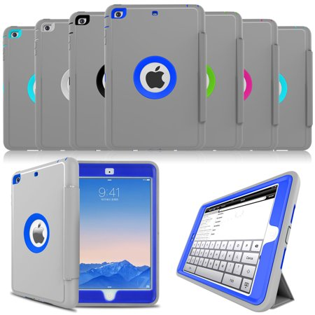Spencer Kids ShockProof Stand Case Magnetic Smart Flip Cover For iPad Mini 1 2 3 Generation 7.9