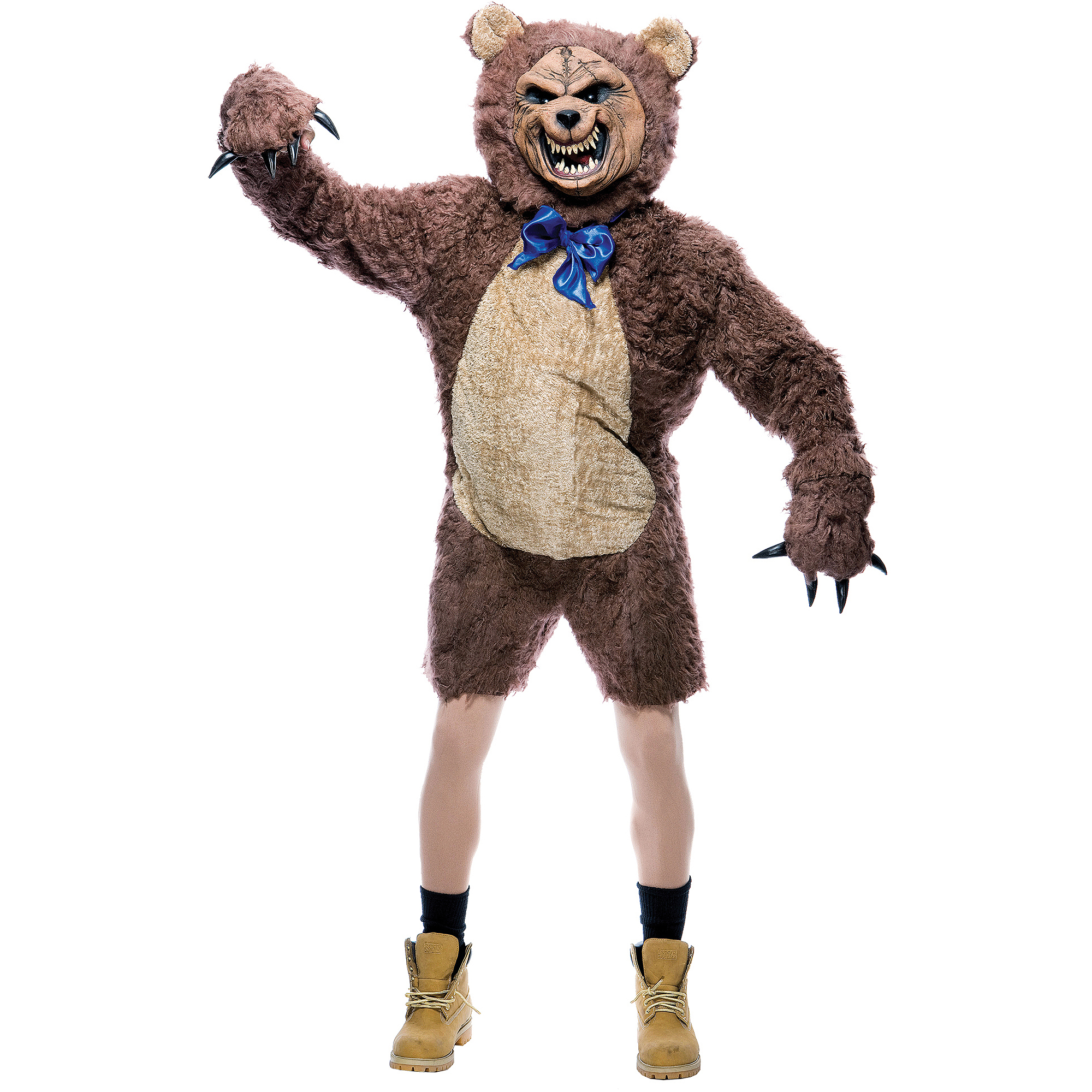 cuddles the bear adult halloween costume - walmart