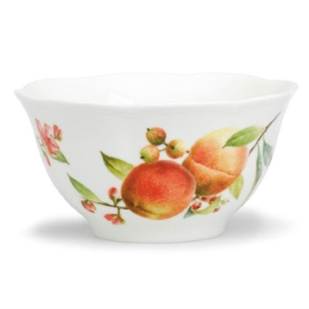 Lenox Orchard in Bloom Set of 4 Rice Bowls