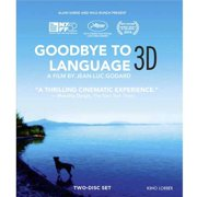 Goodbye To Language (French) (3D + Blu-ray) by Kino International