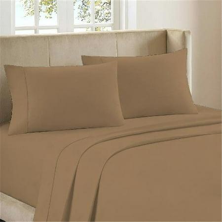 Bedclothes Luxury 4 Piece Bamboo Comfort Bedding Sheet Set