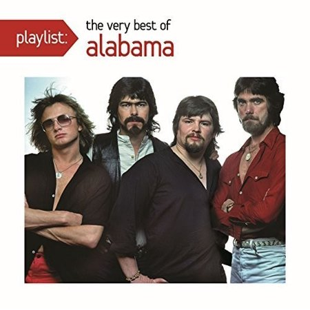 Playlist: The Very Best of Alabama (CD)
