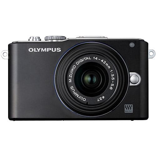 PEN E-PL3 Mirrorless Camera