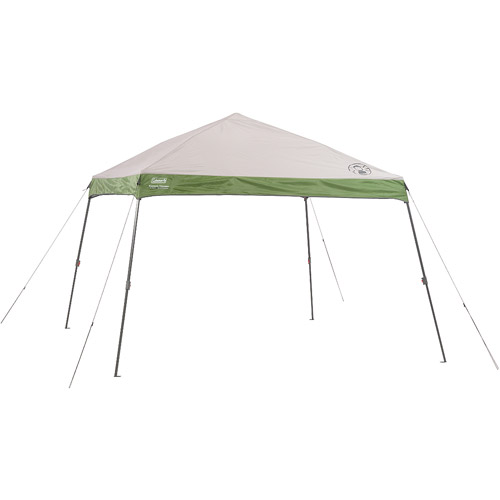 Click here to buy Coleman 12'x12' Slant Leg Instant Canopy   Gazebo (144 sq. ft Coverage) by COLEMAN.