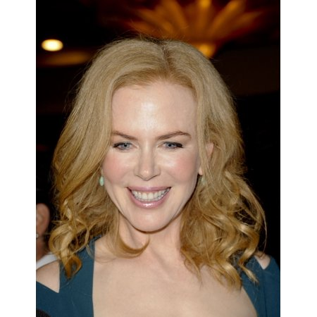 Nicole Kidman At Arrivals For The 2013 Hollywood Foreign Press Association  Hfpa  Annual Luncheon Rolled Canvas Art     8 X 10