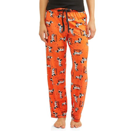 Secret Treasures Women's and Women's Plus Halloween Pull On Pant with Drawstring